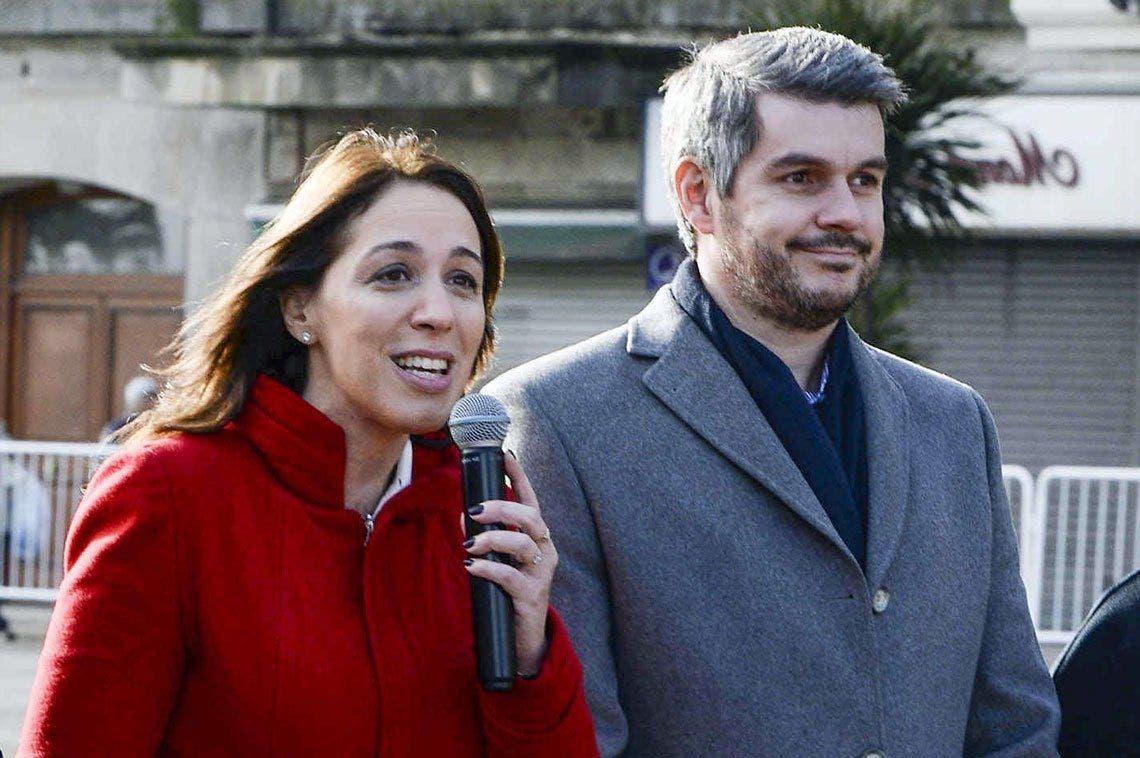 La vuelta de Marcos Peña: Se sumará a la campaña de María Eugenia Vidal en la Ciudad