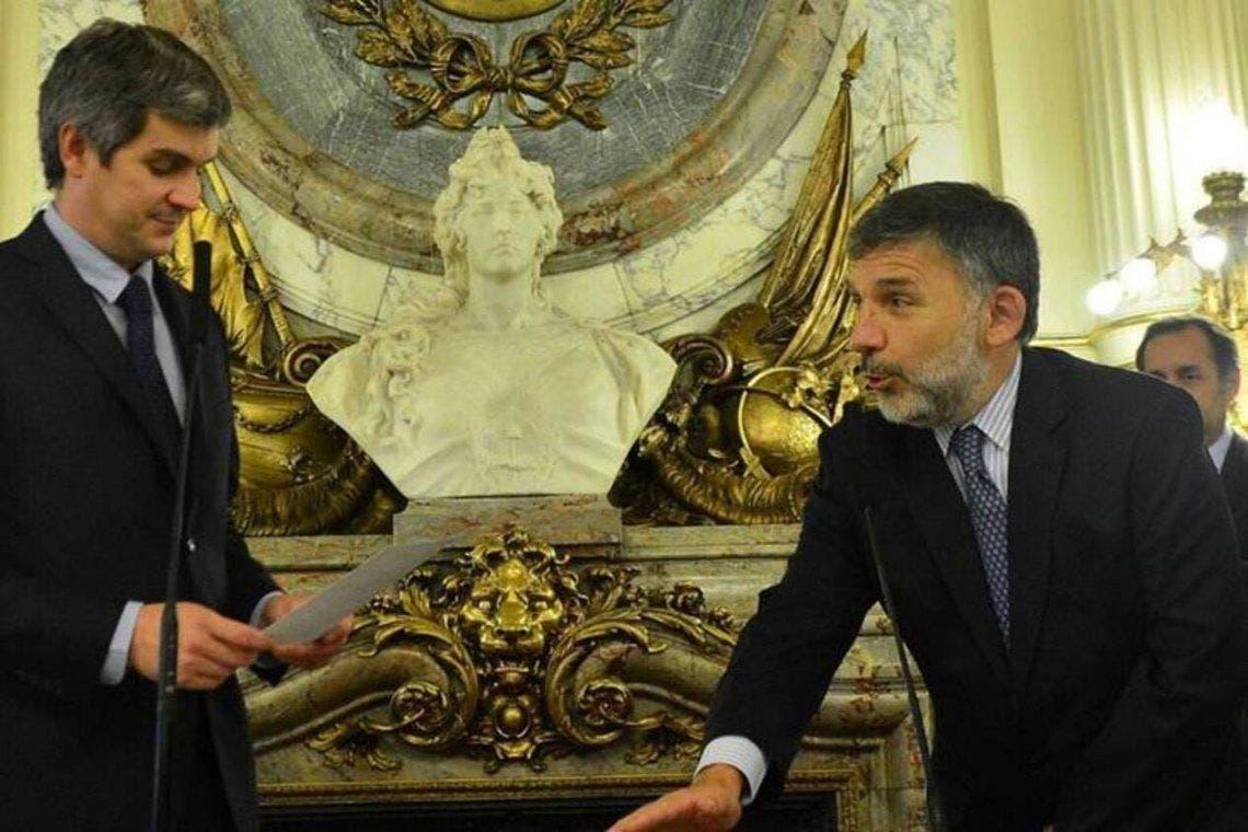 Jorge Grecco, exsecretario de Macri, denunciado por enriquecimiento ilícito  | Grecco, Macri, Rodolfo Tailhade