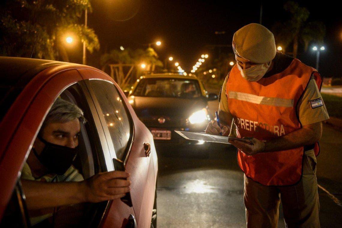 Seguridad: masivo acatamiento de restricciones a la circulación |  Seguridad, Ciudad, AMBA