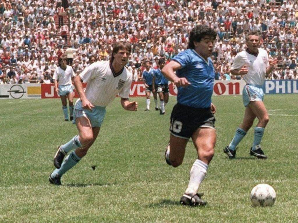 Proponen volver a gritar hoy el gol de Maradona a Inglaterra | Maradona,  Inglaterra, México 86